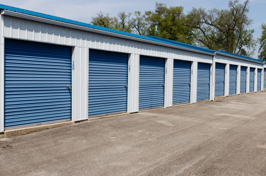 Self storage in Wyong, mini garage units